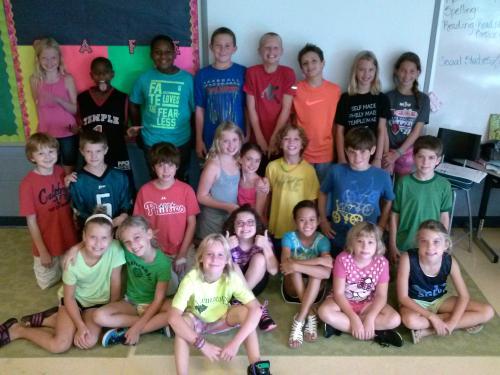 Erdenheim Elementary School #06251 (99) - Participants 2013